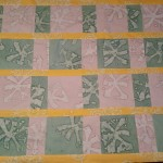 Snowflakes quilt